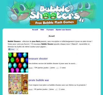Bubbleshooters
